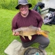 17.5lb Carp caught 10th July