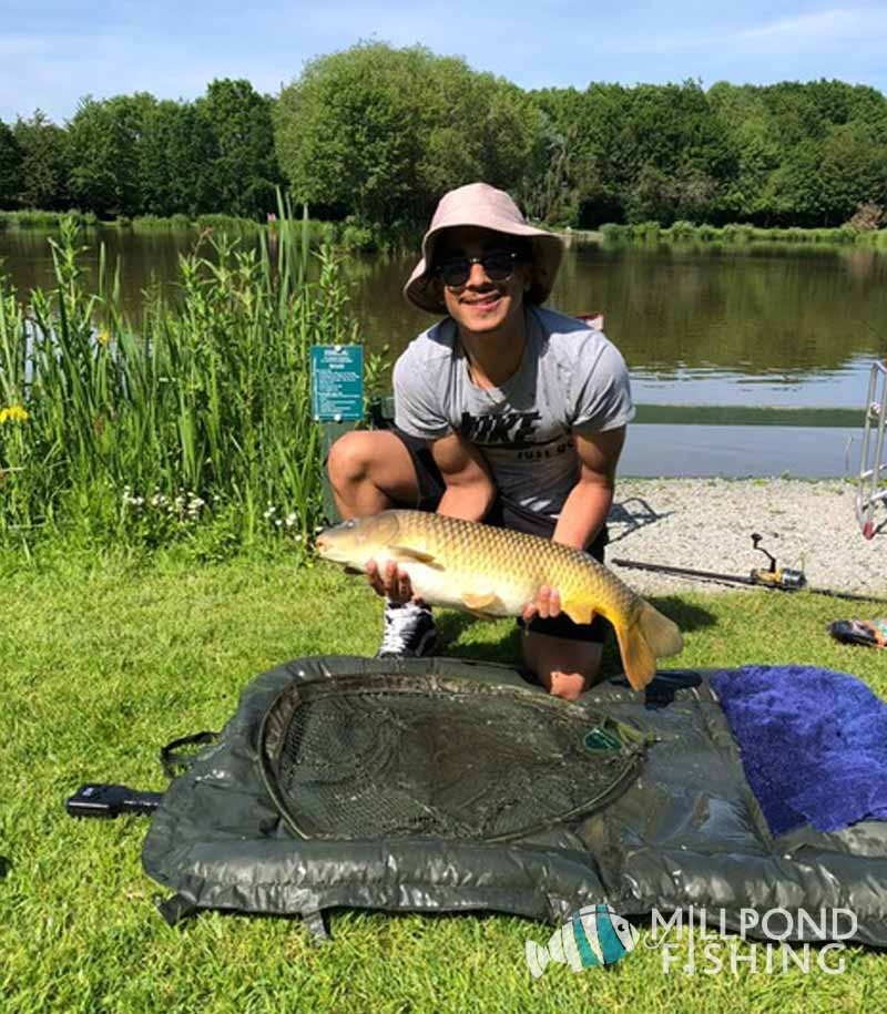 Catch of the day, Tuesday 8th June 2021 - 15lb Common Carp caught by Camron