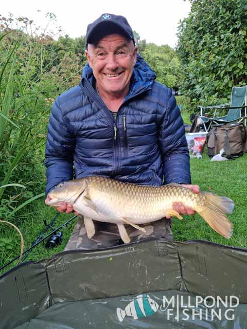 Tom's biggest fish of the week - 15lb Common Carp