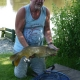 15lb Carp caught at Mill Pond Campsite, Hereford, July 21, 2021